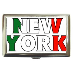 New York Italy Cigarette Money Case by worldbanners