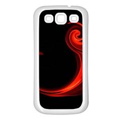 L236 Samsung Galaxy S3 Back Case (white) by gunnsphotoartplus