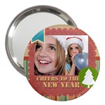 new year - 3  Handbag Mirror