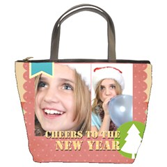 New Year By New Year   Bucket Bag   F3bg6hwkddef   Www Artscow Com Front