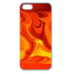 L239 Apple Seamless Iphone 5 Case (color) by gunnsphotoartplus