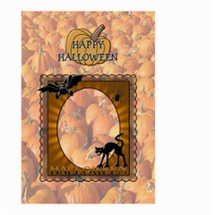 Halloween Small Garden Flag (2 Sides) By Lil    Small Garden Flag (two Sides)   Qfwrm5mu62he   Www Artscow Com Front