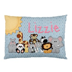 Lizzie Pillowcase By Debbie   Pillow Case (two Sides)   7ut1rp0n01km   Www Artscow Com Front