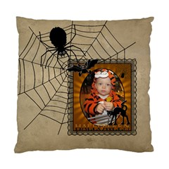 Halloween Cushion Case (2 Sides) By Lil    Standard Cushion Case (two Sides)   0zoe9fgfpc1b   Www Artscow Com Front