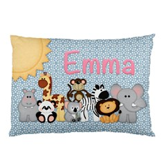 Emma Pillowcase By Debbie   Pillow Case (two Sides)   F1bioqlf6ta8   Www Artscow Com Back