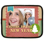 new year - Netbook Case (XL)