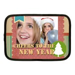 new year - Netbook Case (Medium)