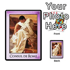 Cursus Titres Updated By Meta   Multi Purpose Cards (rectangle)   2zhly49bmcyf   Www Artscow Com Back 12