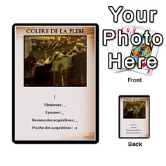Cursus Titres Updated By Meta   Multi Purpose Cards (rectangle)   2zhly49bmcyf   Www Artscow Com Front 17