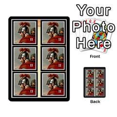Cursus Titres Updated By Meta   Multi Purpose Cards (rectangle)   2zhly49bmcyf   Www Artscow Com Back 34