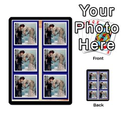 Cursus Titres Updated By Meta   Multi Purpose Cards (rectangle)   2zhly49bmcyf   Www Artscow Com Back 36