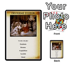 Cursus Titres Updated By Meta   Multi Purpose Cards (rectangle)   2zhly49bmcyf   Www Artscow Com Front 5