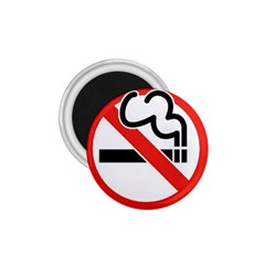 No Smoking 1 75  Button Magnet by Contest1650504