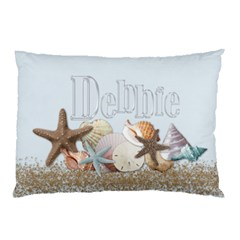 Debbie Cabin Pillowcase By Debbie   Pillow Case (two Sides)   Rb1ifuk27vpa   Www Artscow Com Front