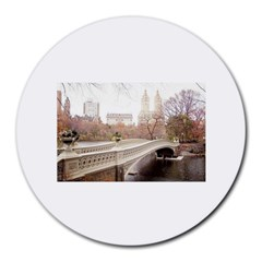 581163 10151851386387103 949252325 N 8  Mouse Pad (round) by MewMew
