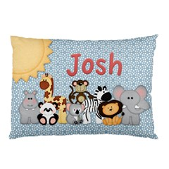 Josh Pillowcase By Debbie   Pillow Case (two Sides)   Fv095oozsjvd   Www Artscow Com Back