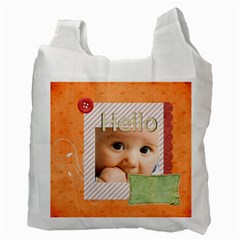 Baby By Joely   Recycle Bag (two Side)   Avscj848771g   Www Artscow Com Back