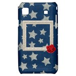 USA Phone cover - Samsung Galaxy S i9000 Hardshell Case