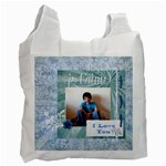 I Love You bag - Recycle Bag (Two Side)