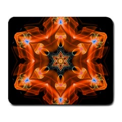 Smoke Art 1 Large Mouse Pad (rectangle) by smokeart