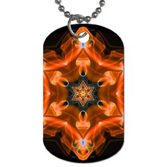 Smoke Art 1 Dog Tag (two Sided)  by smokeart