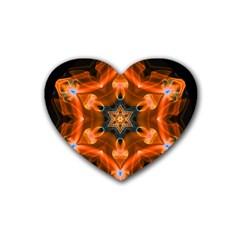 Smoke Art 1 Drink Coasters (heart) by smokeart