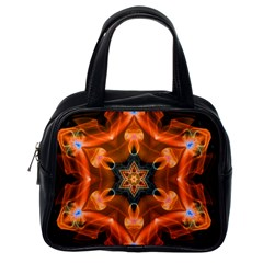 Smoke Art 1 Classic Handbag (one Side) by smokeart