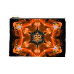 Smoke Art 1 Cosmetic Bag (large) by smokeart