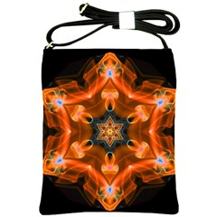 Smoke Art 1 Shoulder Sling Bag by smokeart