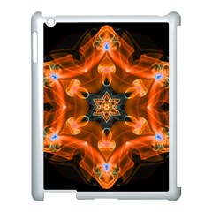 Smoke Art 1 Apple Ipad 3/4 Case (white)