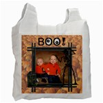 Halloween Treat Bag - Recycle Bag (One Side)