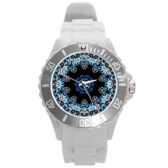 Smoke Art 2 Plastic Sport Watch (large)