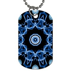 Abstract Smoke  (3) Dog Tag (two Sided)  by smokeart