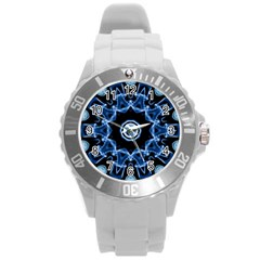 Abstract Smoke  (3) Plastic Sport Watch (large) by smokeart