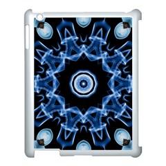 Abstract Smoke  (3) Apple Ipad 3/4 Case (white) by smokeart