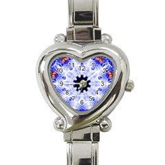 Smoke Art (5) Heart Italian Charm Watch