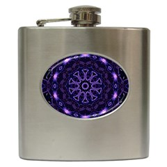 Smoke Art (7) Hip Flask