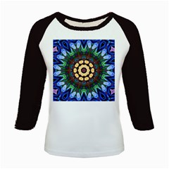 Smoke Art  (10) Women s Long Cap Sleeve T Shirt by smokeart