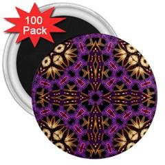 Smoke Art  (11) 3  Button Magnet (100 Pack) by smokeart