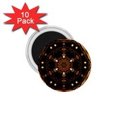 Smoke art (13) 1.75  Button Magnet (10 pack)