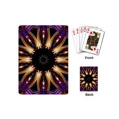 Smoke Art (17) Playing Cards (mini) by smokeart