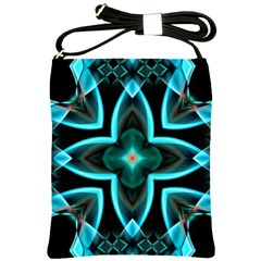 Smoke Art (21) Shoulder Sling Bag by smokeart