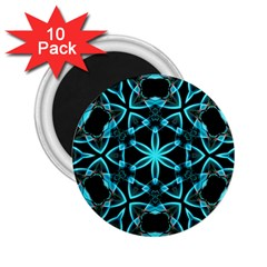 Smoke Art (22) 2 25  Button Magnet (10 Pack)