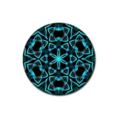 Smoke art (22) Drink Coasters 4 Pack (Round)