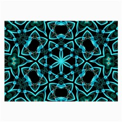 Smoke Art (22) Glasses Cloth (large, Two Sided)