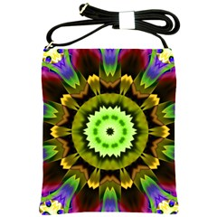 Smoke Art (23) Shoulder Sling Bag by smokeart