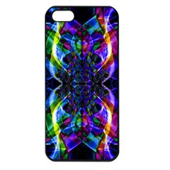 Mobile (2) Apple Iphone 5 Seamless Case (black) by smokeart