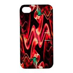 Mobile (5) Apple Iphone 4/4s Hardshell Case With Stand by smokeart