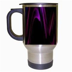 Mobile (9) Travel Mug (silver Gray) by smokeart