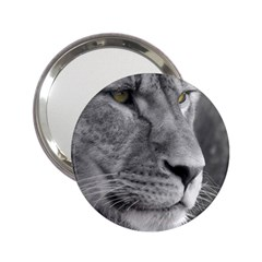 Lion 1 Handbag Mirror (2 25 ) by smokeart